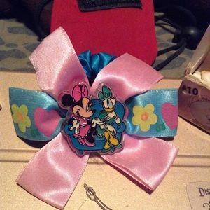 Vintage Disney scrunchie